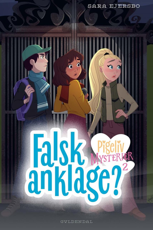Sara Ejersbo: Falsk anklage?